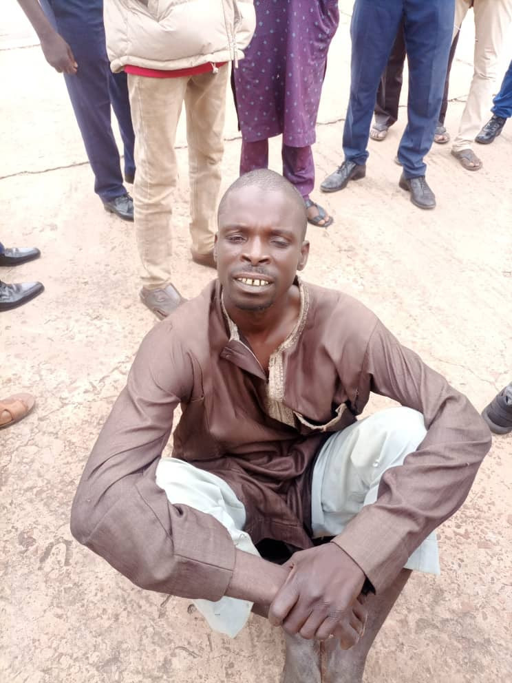 Notorious bandit arrested in Sokoto while buying sex enhancement drugs