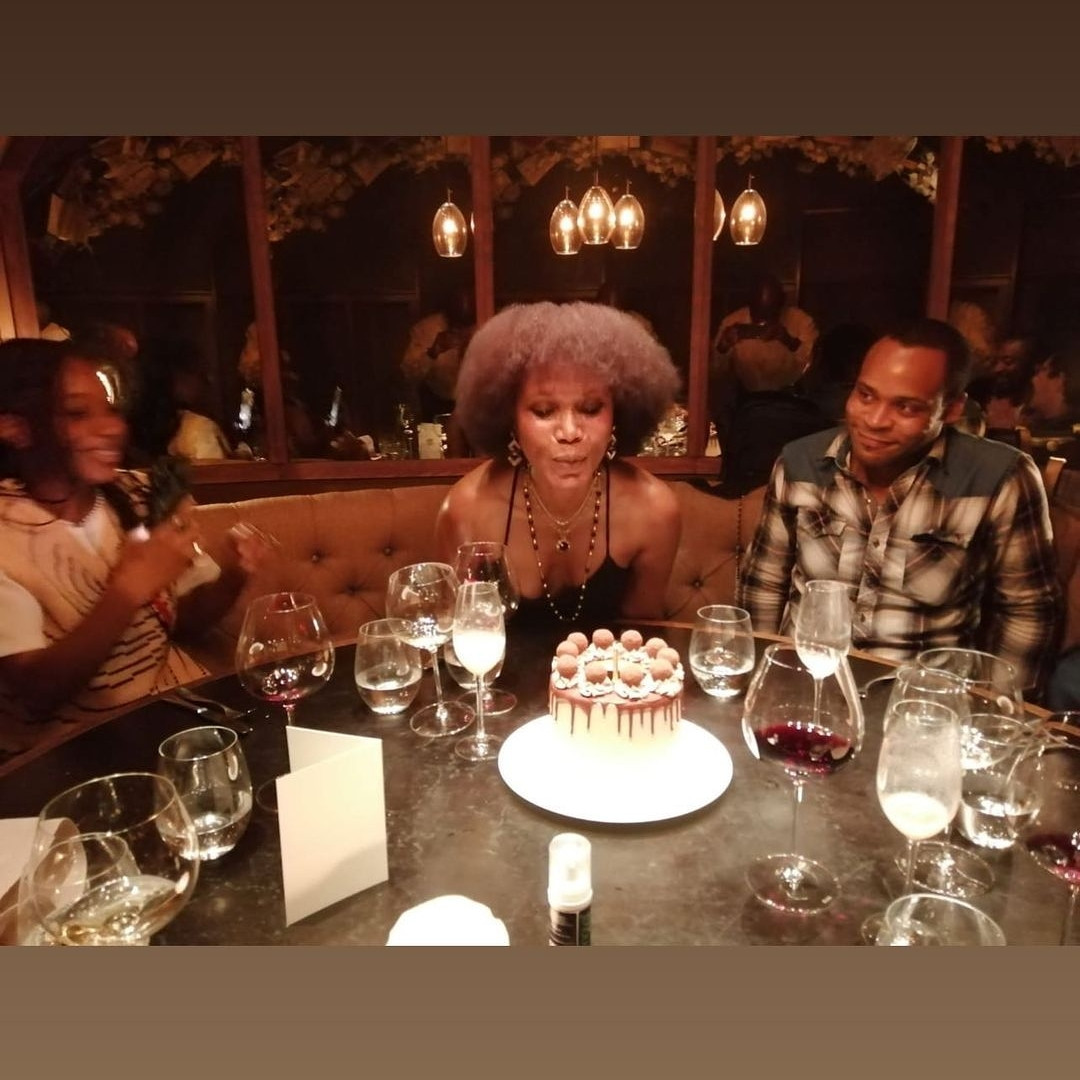 Photos from the 50th birthday dinner of veteran broadcaster, Funmi Iyanda