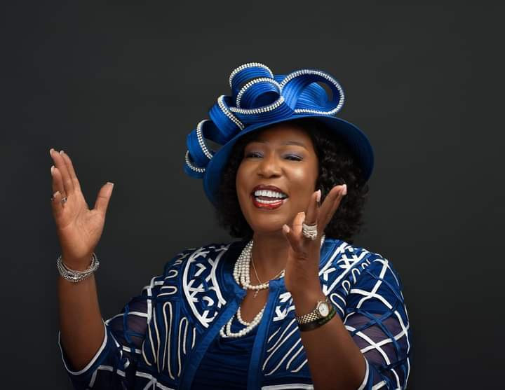 Clergywoman, Magaret Benson-idahosa, releases new photos as she turns 78