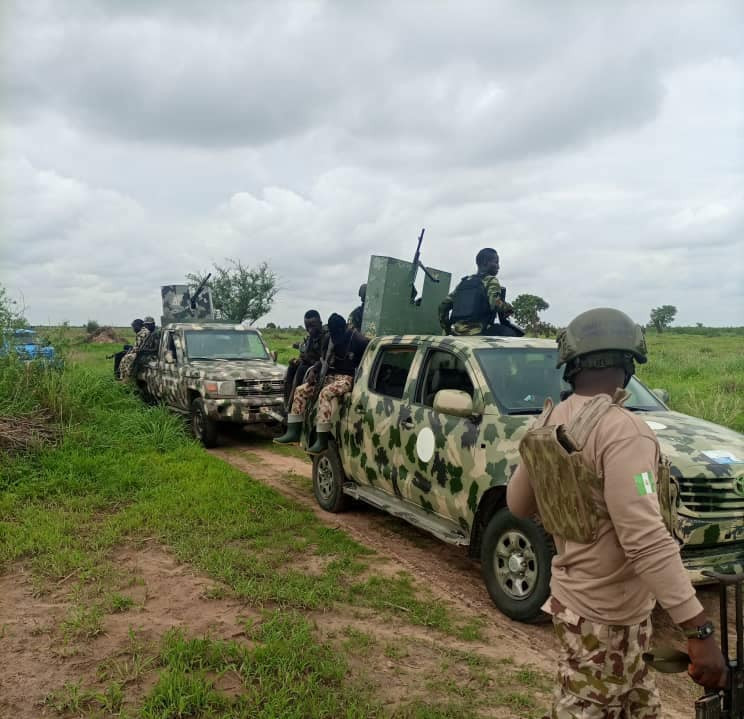 Boko Haram and ISWAP fighters surrender to troops (photos)