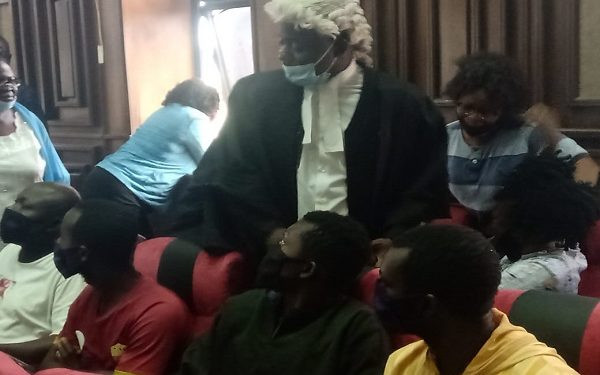 DSS brings detained Sunday Igboho?s supporters to court