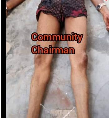 Vigilante beaten to death after he accidentally killed outgoing community chairman in Delta