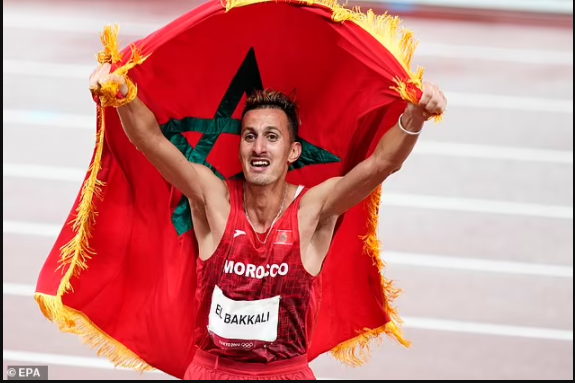 Soufiane El Bakkali becomes the first non-Kenyan man to win the Olympic 3,000m steeplechase as a Moroccan ends their 37-Year reign of dominance