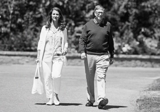 Bill and Melinda Gates are now officially divorced