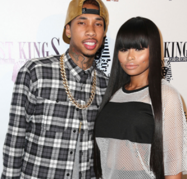 Blac Chyna accused of being transphobic after trying to expose ex-boyfriend Tyga