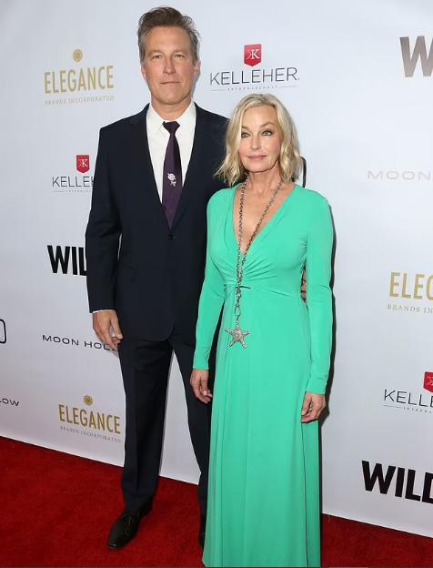"""After 20 years we did it"" Actor, John Corbett reveals he secretly married his girlfriend of 20 years, Bo Derek, eight months ago"