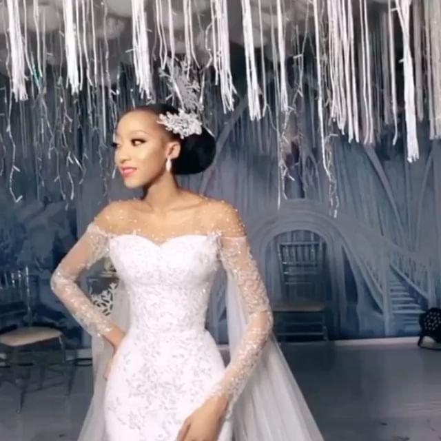 Photos of Zahra Bayero bridal shower