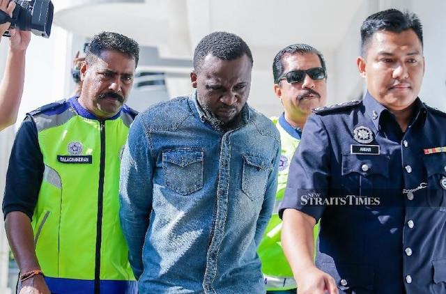 Nigerian man sentenced to death for murdering nurse in Malaysia