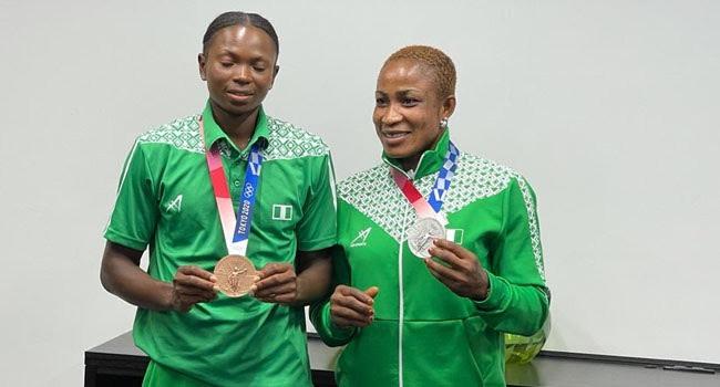 Tokyo Olympics: Nigeria?s medalists Ese Brume, Oborududu get $17,500 reward from FG