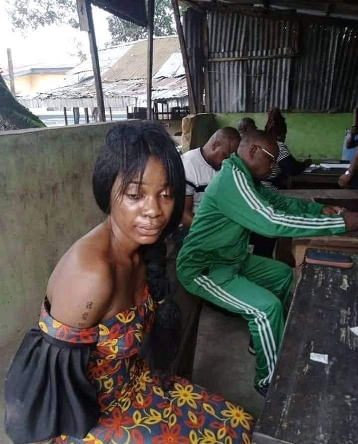 Young woman allegedly stabs her boyfriend to death in Akwa Ibom, flees with his Mercedes Benz and N7m