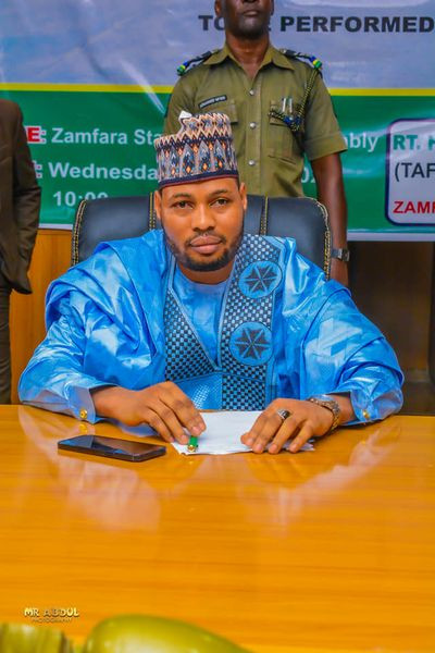 Bandits kidnap Zamfara Speaker
