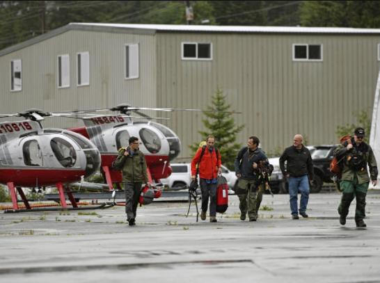 Six dead in Alaska sightseeing plane crash