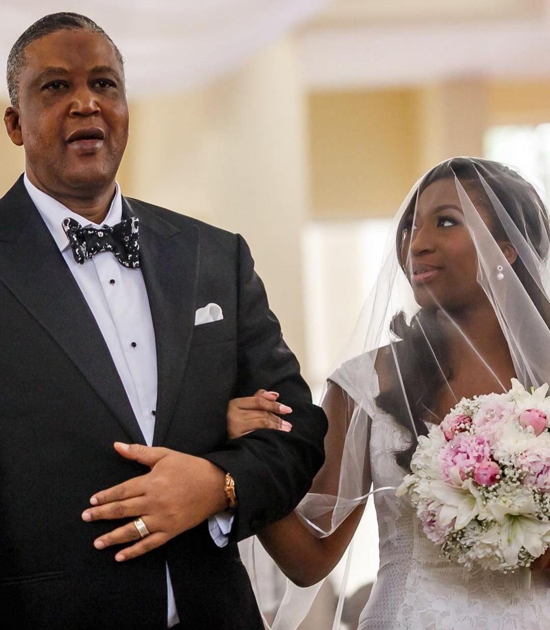 Simi Esiri reveals her dad has passed on