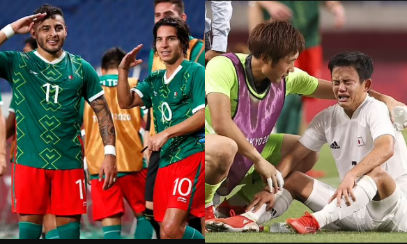 Tokyo Olympics: Mexico beat hosts nation Japan to clinch bronze medal in Olympic men