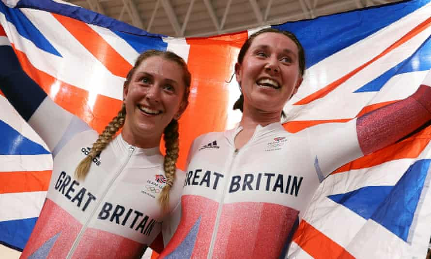 Tokyo Olympics: Laura Kenny becomes first British woman to win gold at three Olympics