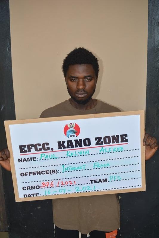 Three Internet fraudsters convicted in Katsina