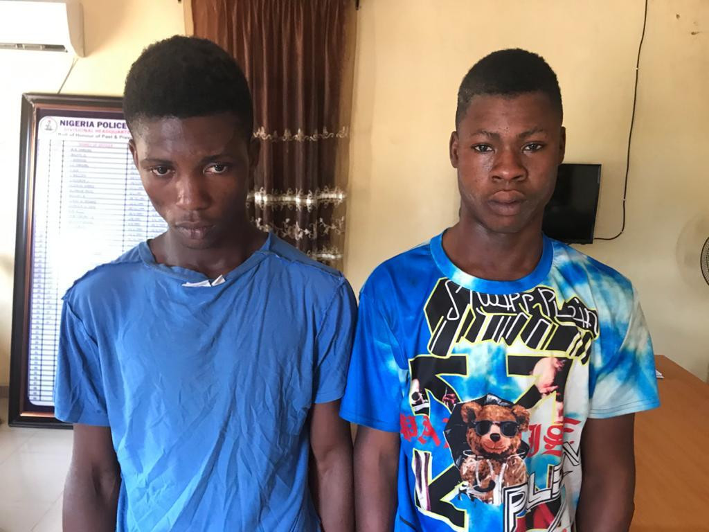 Two arrested over ritual killing of 50-year-old woman in Delta
