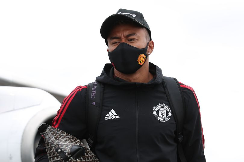 Manchester United star, Jesse Lingard tests positive for Covid-19