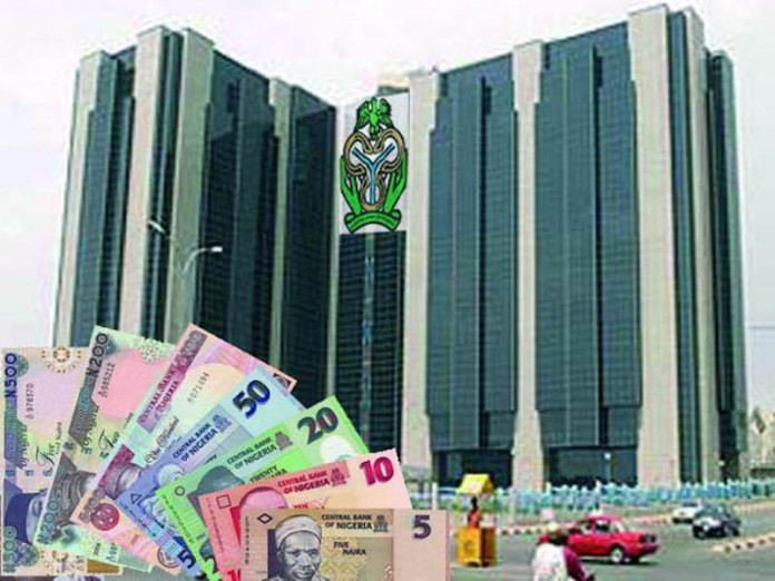 We can?t sanction spray of Naira notes, we are not a law enforcement agency ? CBN