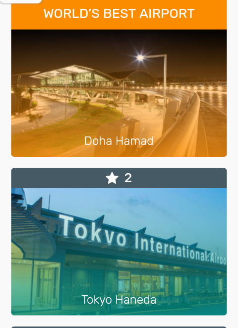 No Nigerian airport on list of Top 10 best airports in Africa as world