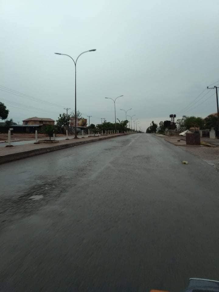 Abakaliki shutdown as residents obey IPOB-sit-at-home order