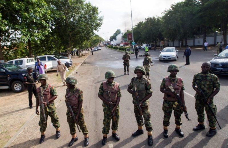 Troops repel dawn attack in Borno town