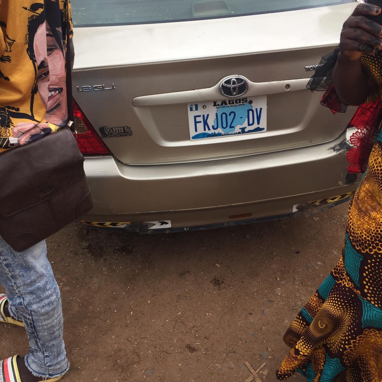 One dead, three injured as car hits pedestrians on Lagos-Ibadan Expressway