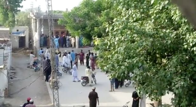 Boy, 8, faces death penalty under blasphemy laws for peeing on himself in a religious library