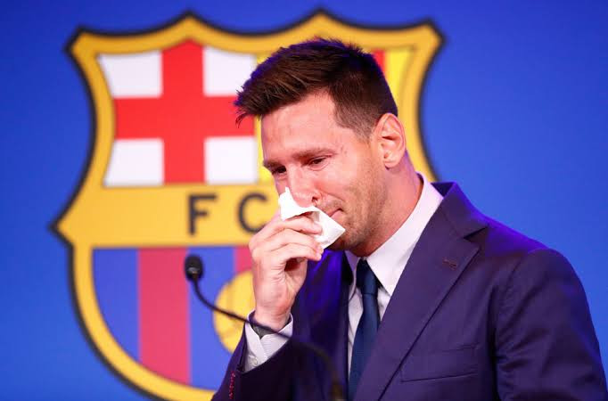 ?I feel no empathy for Lionel Messi, he could?ve done a deal last year but didn