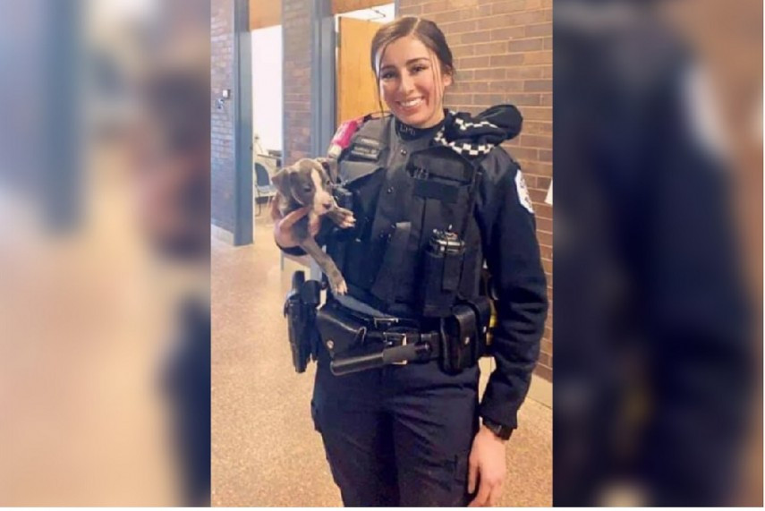 Female police officer, 29, is first Chicago woman cop shot dead on the job in 33 years