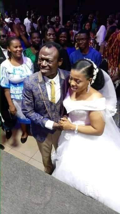 Son of pastor accused of marrying his member