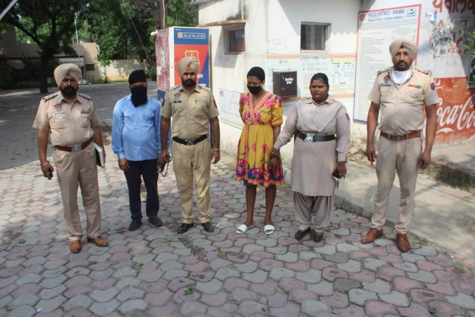 Nigerian woman, one other arrested with 1.2kg of heroin in India