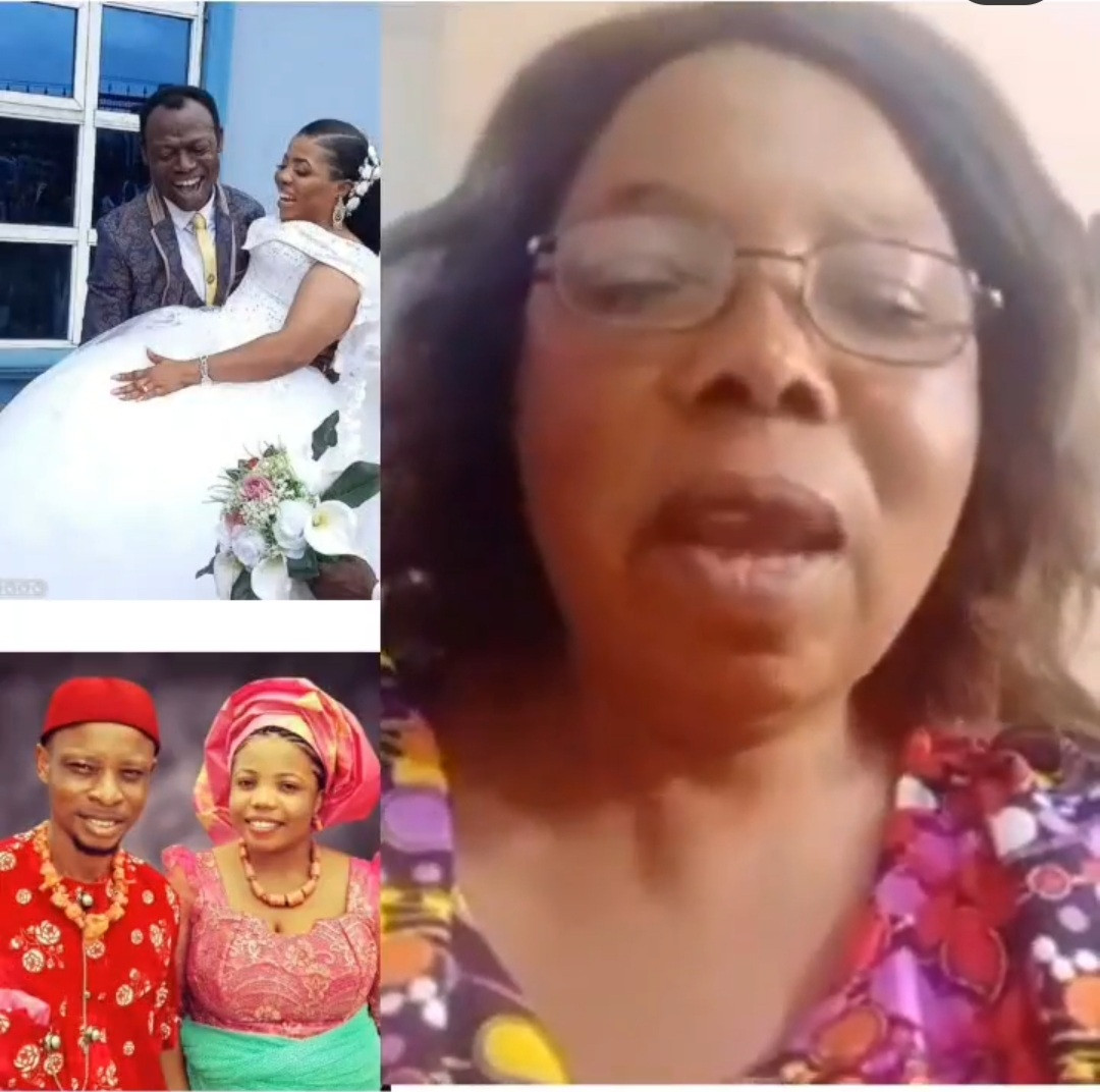 Meet the mother of woman who left her husband to marry their pastor