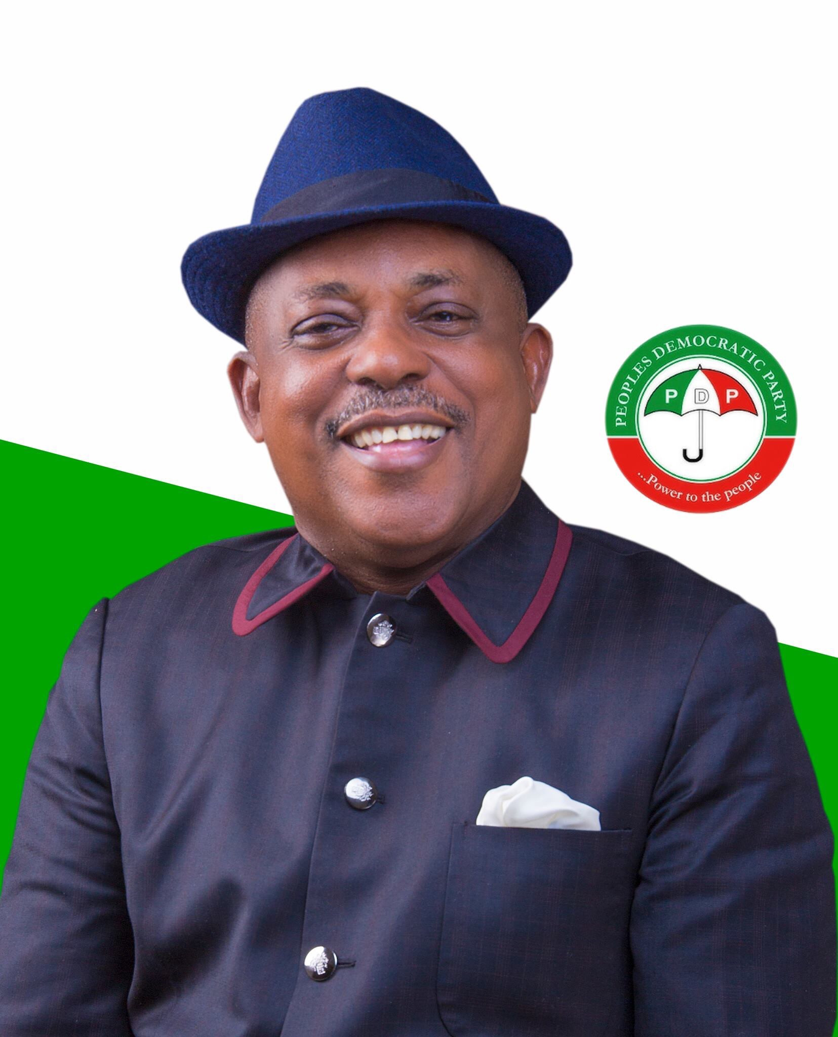 PDP Chairman, Prince Uche Secondus? tenure reduced by two months
