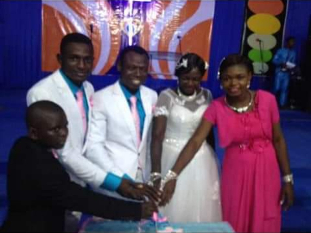 Son of pastor who married member