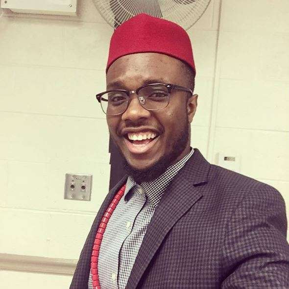 Instagram comedian Chief Obi becomes a US Citizen (video)