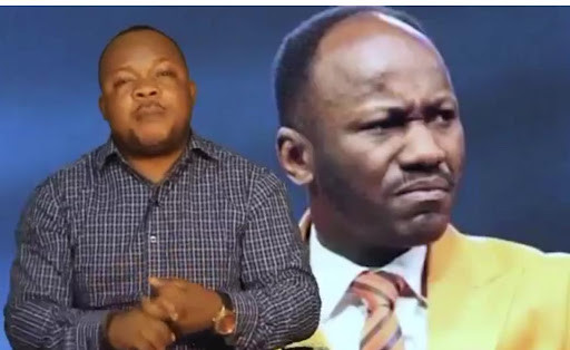Youtuber allegedly detained by police for criticising Apostle Suleman?s ?money miracle?
