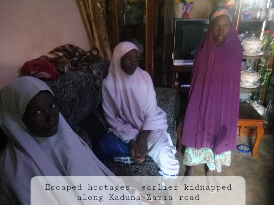 Hostages held after N3m ransom payment escape from bandits
