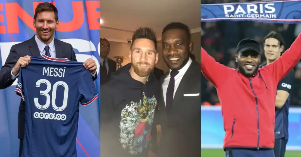 I came too early - Okocha reacts to Messi earning ?1m weekly