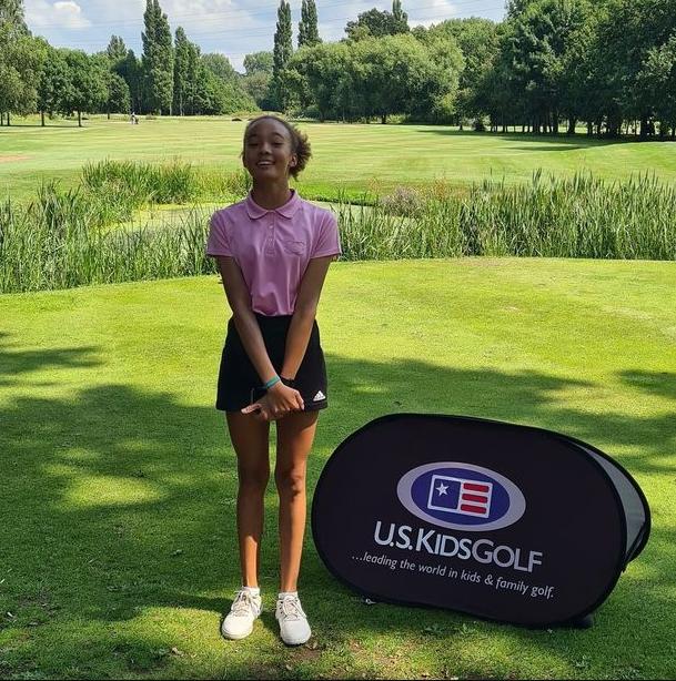 Golf sensation Elexis Brown, 13, dies in sleep hours after being spotted sleepwalking