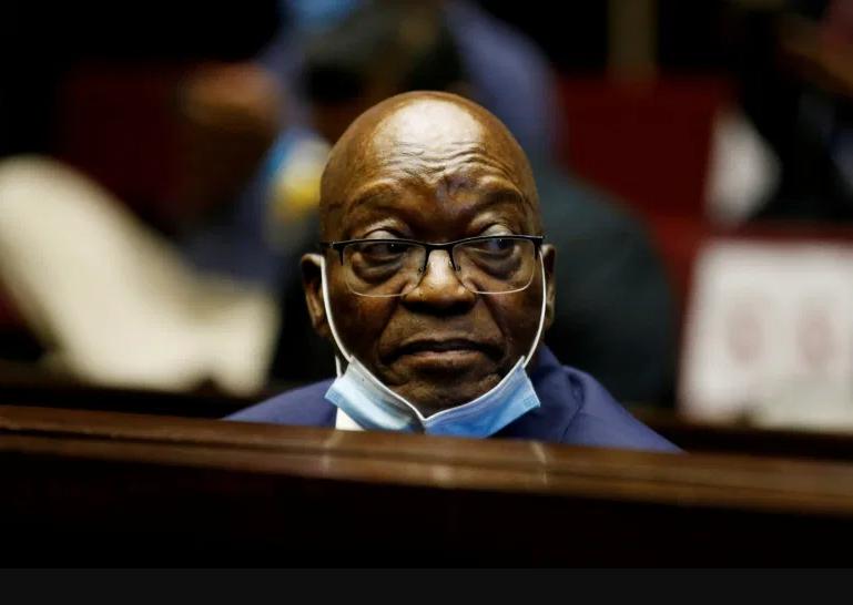 Jailed former South African President, Jacob Zuma undergoes surgery