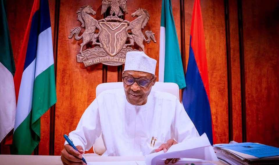 Buhari signs Petroleum Industry Bill 2021 into law