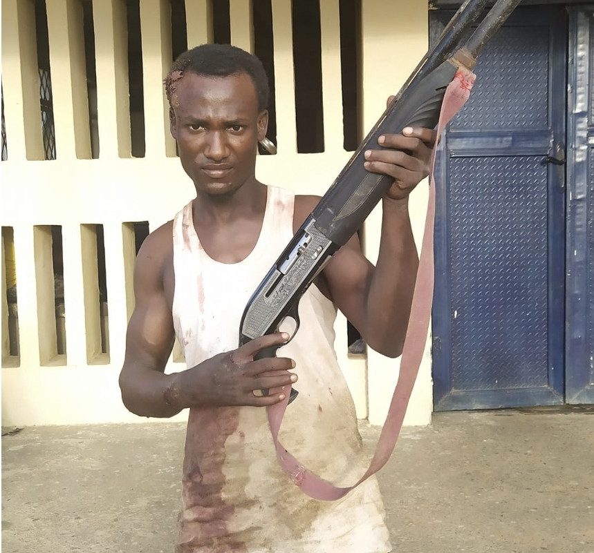 Police arrest notorious armed robber disowned by his father, recover operational weapon in Kano