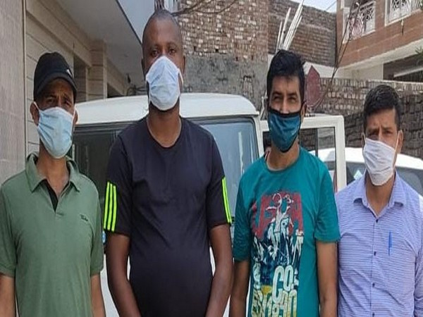 Nigerian national arrested in India for allegedly duping man of N33m