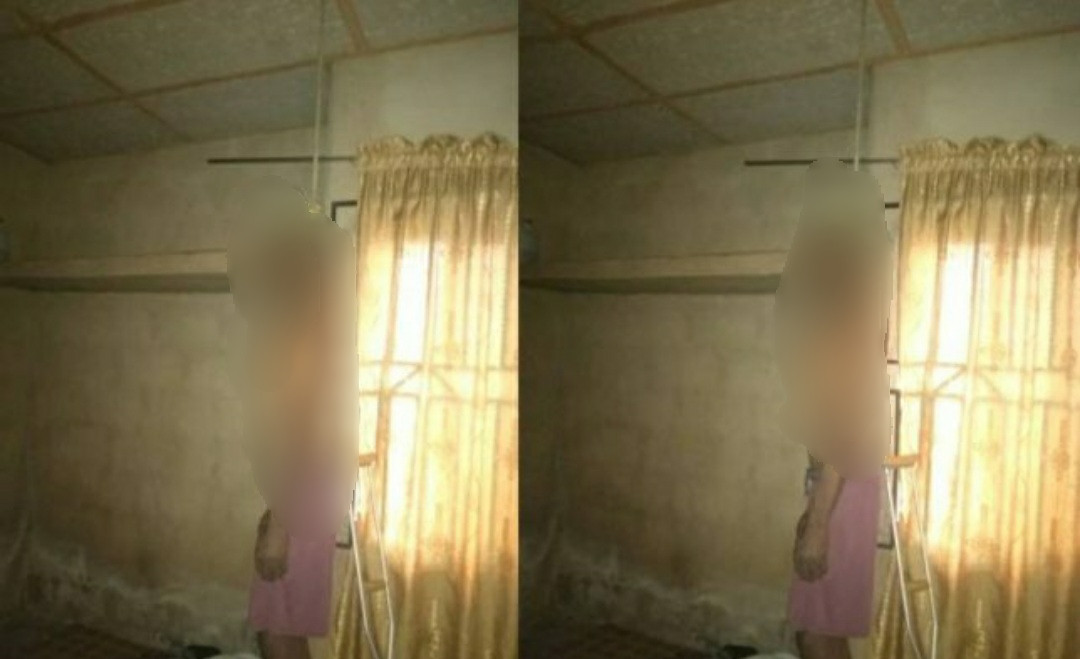 Husband of popular evangelist commits suicide in Ondo (photo)