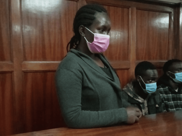 Kenyan househelp arraigned for allegedly defiling 12-year-old boy and forcing his 5-year-old sister to perform oral sex on him