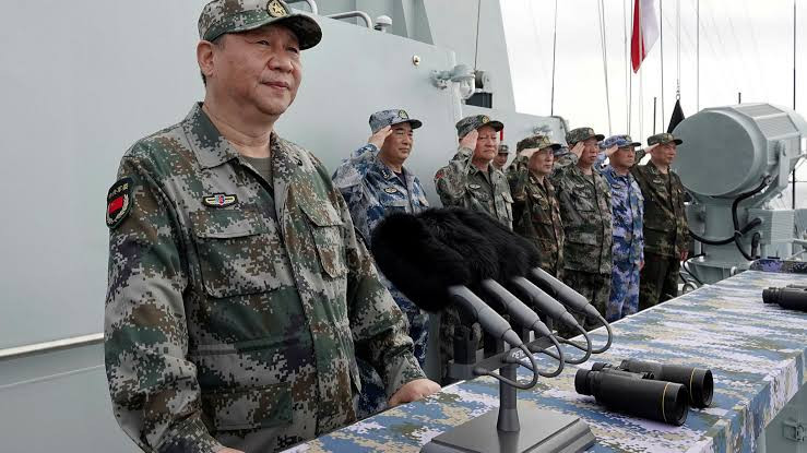 'Once a war breaks out, the island's defense will collapse in hours and the US military won't come to help' - China taunts Taiwan after US withdrawal from Afghanistan. 49