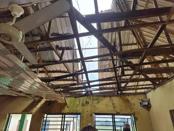 See the alleged state of a General Hospital in Zamfara State (photos)