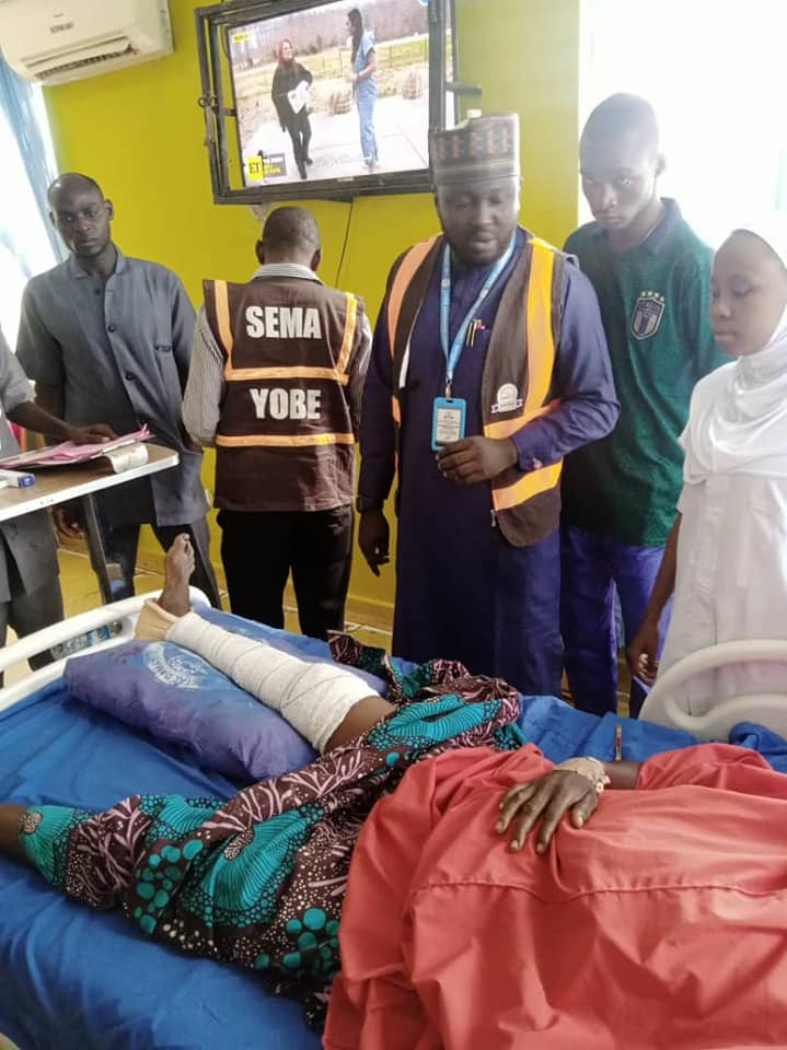 Bodies of two missing flood victims recovered in Yobe