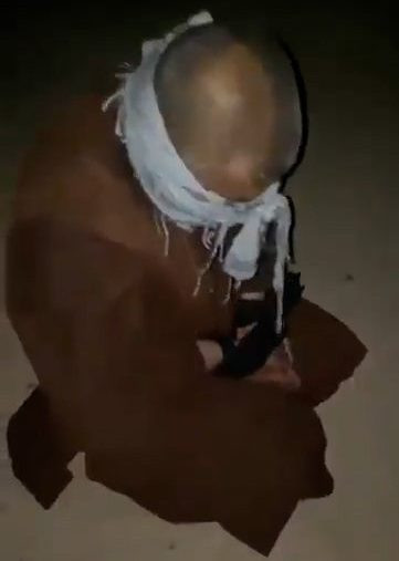 Afghan police chief who fought Taliban is blindfolded and shot dead by Taliban (Graphic video)